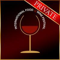 2012 Private International Food & Wine Festival