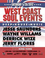 5/26 MEMORIAL DAY WEEKEND! WCS Events pres. CHICAGO...