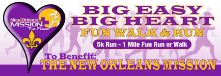 Big Easy Big Heart Run/Walk
