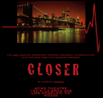 The LA Repertory Theatre Ensemble presents CLOSER by Pa...