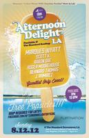 AFTERNOON DELIGHT LA @ Standard Rooftop Pool | MARQUES...