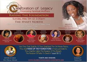 """CELEBRATION OF LEGACY LUNCHEON HONORING SPIRITUAL..."