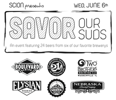 Savor Our Suds: Brewer's Reserve Sessions