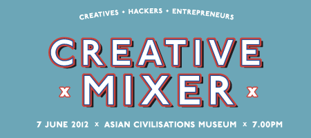 Creative Mixer 3.0: The Medium, The Message