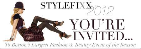StyleFixx Boston October 24th-25th, 2012,  5pm - 10pm