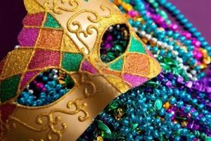 Mardi Gras Saturday Special: Unlimited $5 Well Drinks...