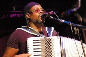 New Orleans Zydeco Party  C.J. CHENIER & THE RED HOT...