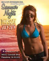 07.26.12 | SUMMER NIGHTS @ THE TERRACE NIGHT CLUB...