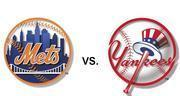 Mets vs Yankees Subway Series at Yankee Stadium Saturda...