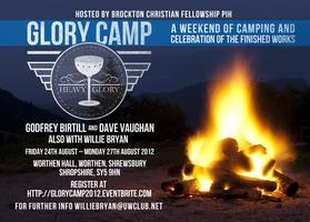 'GloryCamp 2012' With Godfrey Birtill, Dave Vaughan...