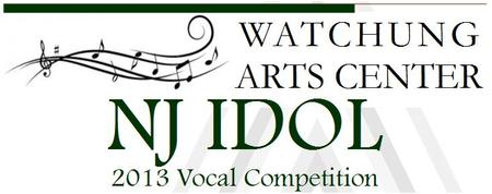 2013 NJ IDOL SEMI-FINAL #2 at Watchung Arts Center