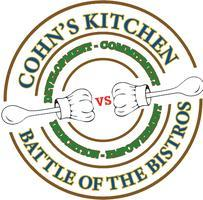 COHN'S KITCHEN BATTLE OF THE BISTROS