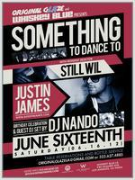 SOMETHING 2 DANCE 2 | GEMINI EDITION @ THE W (WESTWOOD)