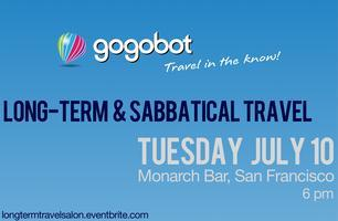Gogobot Travel Salon: Long Term and Sabbatical Travel