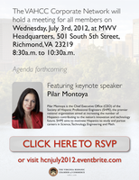 Hispanic Corporate Network Meeting on July 3rd