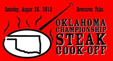 Oklahoma Championship State Cookoff 2012