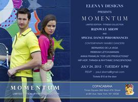 Momentum Collection Runway Show