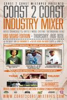 Coast 2 Coast Music Industry Mixer | Las Vegas Edition...