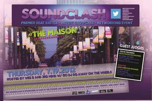 Soundclash New Orleans Premier Beat Battle, Artist...