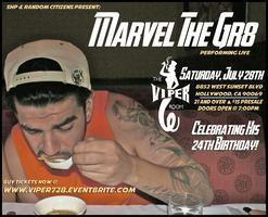 Marvel The Gr8 LIVE @ The Viper Room