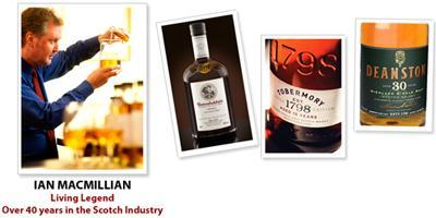 Single Malt Scotch Tasting & Bunnahabhain Toiteach...