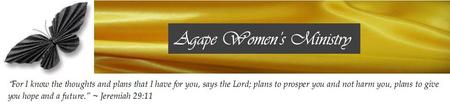 1st Annual Agape Women's Conference