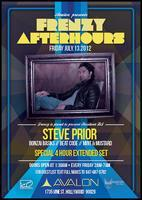 Frenzy Avalon Afterhours - Steve Prior Extended Set...