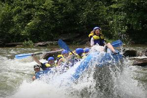 We're Going White Rafting ~ Full Day