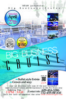 BFAM Entertainment Presents - The Big Business Cruise