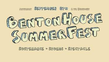 Benton House Summer Fest 2012
