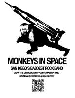 Monkeys In Space Return- An Intimate night with Mi$ at...