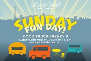 Rock Wall Wine Company presents: Food Truck Frenzy 9:...