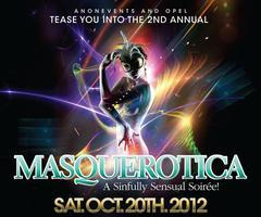 Lovebian at Masquerotica!