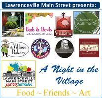 Lawrenceville Main Streets Night in the Village