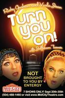 """Ricky and Varla """"TURN YOU ON"""" Saturday, Sept. 29th, 8pm"""