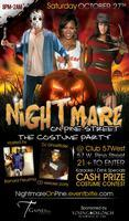 Nightmare on Pine Street: YOU MAY PAY AT THE DOOR