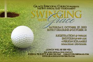 SWINGING WITH GRACE 9TH ANNUAL GOLF TOURNAMENT