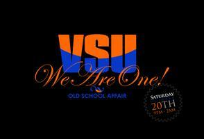 Gibran Cotton, Friends of VSU and the Virginia State...