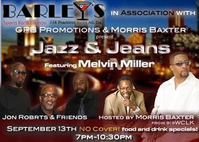 Jazz and Jeans returns Thursday night