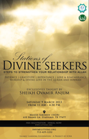 Stations of Divine Seekers - Onsite and Live Broadcast...