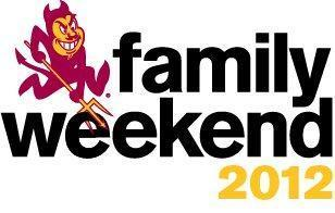 Family Weekend 2012