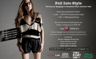 FALL INTO STYLE | LA SHOPPING & BEAUTY EVENT
