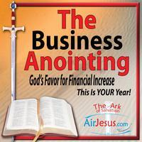 The Business Anointing 2013