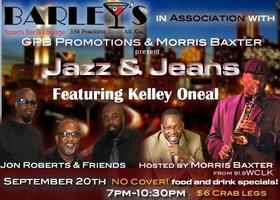 Jazz and Jeans - Thursday night - $6 Crab Legs and...
