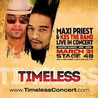 MAXI PRIEST & KES THE BAND LIVE | EASTER SUNDAY