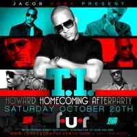 TI OFFICIAL HOWARD HOMECOMING AFTERPARTY SATURDAY OCT...