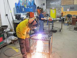 Fun with Metal - Nov 2012 Welding Class