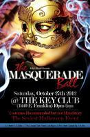 "Jelly's World Presents: ""The Masquerade Ball"""