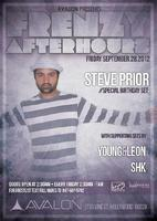 SP Presents: Frenzy Afterhours at Avalon feat. Steve...