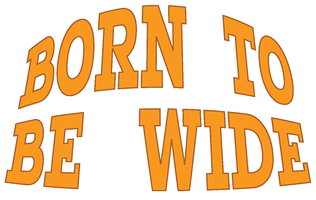 Born To Be Wide - Stage Craft